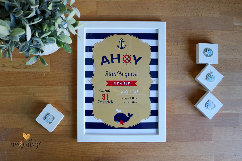 metryczka ahoy