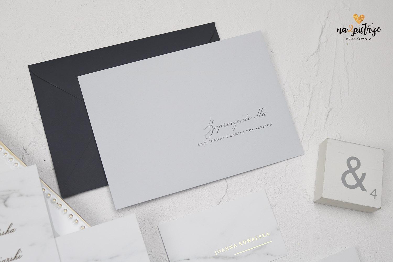 personalizacja kopert