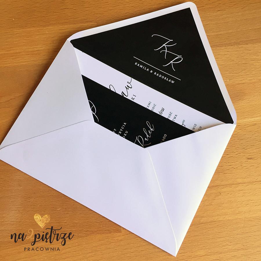 black&white w kopercie - na2pietrze